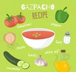 蔬菜冷汤食谱
