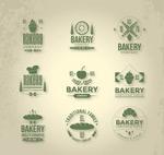 烘培食品标识
