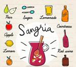 桑格利亚汽酒食谱