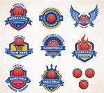 篮球队队徽