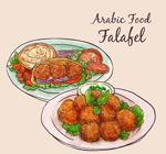 沙特阿拉伯美食