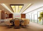 商务会议室模型