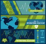 世界卫生日banne