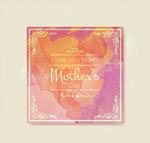母亲节祝福卡