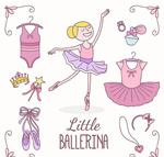 芭蕾舞女孩