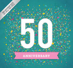 50周年纪念贺卡