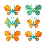 创意蝴蝶设计