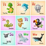 儿童英文识字卡