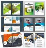 商务单页模板