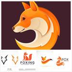 狐狸形象标志