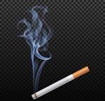 香烟的烟气