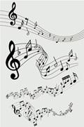 音乐符号素材