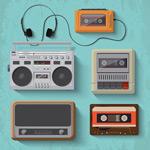 老式音乐播放器