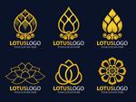 莲花logo矢量