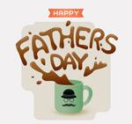 咖啡杯父亲节