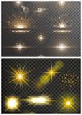 多种光斑光效