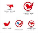 飞马logo标志