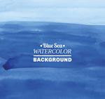 蓝色海洋背景