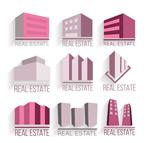 建筑房地产标志