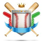 棒球运动标志