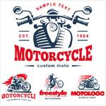 摩托赛车logo