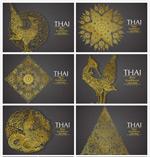 泰国传统底纹