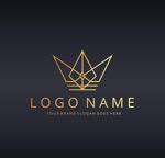 线条建筑logo