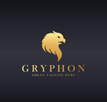 金色老鹰logo