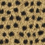 猎豹皮毛花纹背景