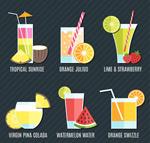 夏季果汁饮品