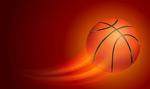动感篮球矢量