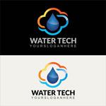 水滴标志设计