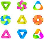 抽象符号标志