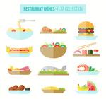 餐馆食物菜品