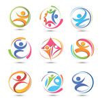 运动抽象符号