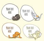 猫咪语言气泡