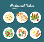 美味餐厅菜品