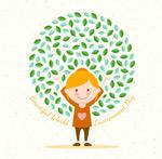 卡通世界环境日