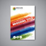 抽象图形商务画册