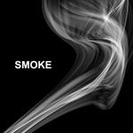 白色烟雾矢量