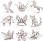 折纸动物设计