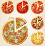 美味披萨快餐