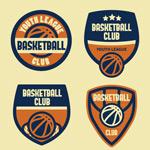 篮球俱乐部徽章