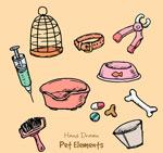 彩绘宠物用品