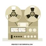 复古录音机