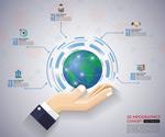 地球商务信息图