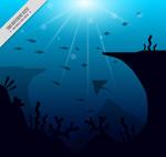 深海鱼类风景