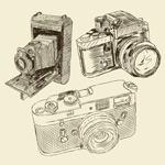3款手绘相机