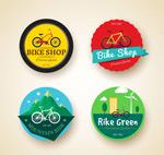 单车元素标签
