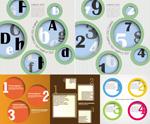 字母数字矢量